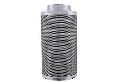 China odour climate ventilation air purification activated carbon filter with pure virgin carbon pellet 100% high IAV1050mg/g verdeler